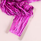 Metallic Foil Fringe Curtain Tinsel Photo Backdrop Party Birthday Decor 2M-3M