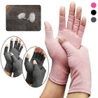Sports Health Half Finger Recovery Therapeutic Compression Arthritis Gloves AdtN $4.5 USD on eBay