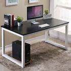 Kyпить New Wood Computer Table Study Desk Office Furniture PC Laptop Workstation Home на еВаy.соm