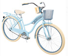 Huffy-26-Womens-Comfort-Beach-Cruiser-Bike-Multiple-Colors-Perfect-Fit-Frame