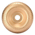 Drillpro 100mm Curve Extreme Shaping Disc Tungsten Carbide Wood Carving Disc