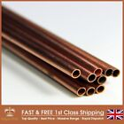 "4.00mm (0.156"") Copper Pipe/Tube For DIY, Plumbing & Gas"