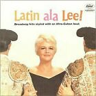 Latin Ala Lee! by Peggy Lee CD 2003 Capitol Release photo