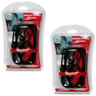 Masters Golf Trolley Elastic Bungee Cords -2x Straps Cart Bag Secure Stretch Fit