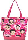 Betty Boop Diaper Bag Hand Bag Tote Bag One Size $19.95 USD on eBay