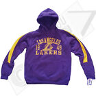 Los Angeles Lakers 1948 Distressed Arch Team Name Arm Stripe Pullover Hoodie on eBay