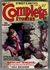 "Complete Stories Apr 30 1934 George Harmon Coxe ""Licorice Drops"" image"