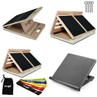 Yes4All Adjustable Wooden/Steel Slant Board Incline Board 10 20 30 35 40 Degree image