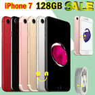 APPLE iPhone 7 | 32GB 128GB | Unlocked Sim Free | Various Grades | All Colours