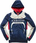 Alpinestars Session Mens Zip Up Hoody Navy