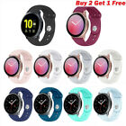 For Samsung Galaxy Watch Active 1 2 Replacement Silicone Sport Wrist Band Strap image