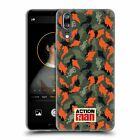 OFFICIAL ACTION MAN PATTERNS SOFT GEL CASE FOR HUAWEI PHONES