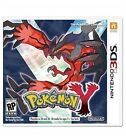 Pokemon Y (Nintendo 3DS, 2013) Replacement Case and Manual ONLY NO GAME !!