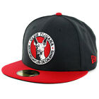 "New Era 5950 Tijuana Xolos ""Official"" Fitted Hat (Black/Red) Mexico Soccer Cap"