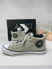 Sneakers Men's Converse Ctas Street Mid Top Light Surplus Green Canvas 163402C