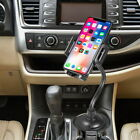 Heavy Duty Cup Holder Phone Car Mount Cell Phone stand For Universal All Phones