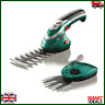 More images of Bosch Isio Cordless Edging Shear Set Trimming Cutting Grass Shrub Bush Garden