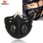 Motorcycle Half Face Shield Dustproof Anti-pollution Skiing Cycling Face Covers