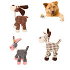 NE_ FT- BH_ CO_ New Donkey Sound Squeaky Squeaker Pet Dog Chewing Bite Teeth C