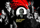 248193 JAMES BOND MOVIE Art WALL PRINT POSTER AU $52.95 AUD on eBay