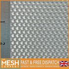 Mild Steel (3mm Hole x 5mm Pitch x 1mm Thick) Round Perforated Mesh Sheet Plate