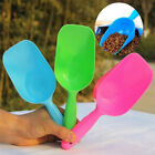 Plastic Pet Cat Dog Puppy Food Scooper Spoon Scoop Shovel Animal Feeding Feeder