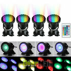 4Pcs Submersible 36LED RGB Pond Spot Lights for Underwater Pool Fountain Pond  2 $40.59 USD on eBay