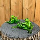 Frogs Decorative Frog Figurines Family & Lovers Garden Home Décor Ornament