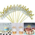 Diy Wedding Party Decor Birthday Cake Topper Card Banner Cake Acrylic U2w3