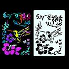 Animal Reusable Face Paint Stencil Body Tattoo Painting Template Makeup A2e7