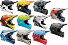 Thor Adult Sector Level Dirt Bike Helmet MX ATV Offroad Off-Road 2018