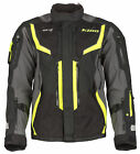 Klim Mens Hi-Vis Yellow/Black Badlands Pro Adventure Touring Motorcycle Jacket