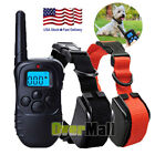 Внешний вид - 1000 Yards Dog Shock Training Collar Remote Waterproof for Large Med Small Dogs