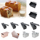 Non Stick Loaf Pan Baking Fruit Cake Bread Tin Oven Tray Toast Mold with Lid for sale  Shipping to Nigeria