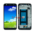 LCD Touch Screen Digitizer ±Frame Replacement For LG X Charge M327 M320  US