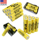 Kyпить 18650 Batteries Li-ion 3.7V Rechargeable Battery Cell For LED Flashlight на еВаy.соm