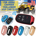 TPU Remote Key Case Cover Fob Shell For Jeep Cherokee Chrysler 200 Dodge $8.66 USD on eBay