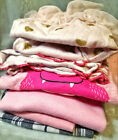 12 months Infant girl Toddler knit shorts, tee shirt or body suits EUC