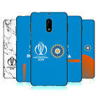OFFICIAL ICC INDIA CRICKET WORLD CUP BLACK GEL CASE FOR MICROSOFT NOKIA PHONES