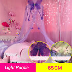 Princess Bed Dome Canopy Netting Curtain Fly Insect Cot Mosquito Net Play Tent image