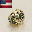 1974 Oakland Athletics Championship Ring World Series Champions Size 11 Mens on Ebay