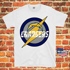Los Angeles Chargers Captain America Shields NFL Jersey T Shirt  All Sizes New $14.99 USD on eBay