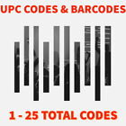 UPC Codes & Barcodes Works on Major Online Marketplaces