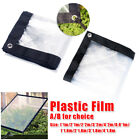 Clear Soft Glass Awning Cover Protection Balcony Succulent Plant Shelter Durable