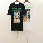 New Style OFF WHITE C O VIRGIL ABLOH Short Sleeve Tee Mens Womens T shirt