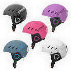 STOMP Ski & Snowboarding Snow Sports Helmet With Build-In Pocket in Ear Pads
