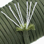 500FT Paracord/Parachute Cord Type III 7 Strand 100% Nylon Core and Shell 550 lb