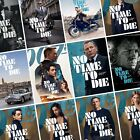 JAMES BOND: NO TIME TO DIE Movie PHOTO Print POSTER 007 Cast Art Character Film $6.63 USD on eBay