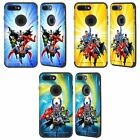 JUSTICE LEAGUE DC COMICS SPRUEHMALEN SCHWARZ GUARDIAN HÜLLE APPLE iPHONE HANDYS