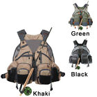 Fly Fishing Vest Pack for Trout Fishing Gear and Equipment Multifunction